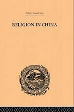 Religion in China af Joseph Edkins