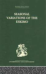 Seasonal Variations of the Eskimo af Marcel Mauss
