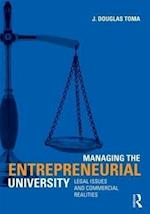 Managing the Entrepreneurial University