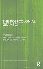 The Postcolonial Gramsci (ROUTLEDGE RESEARCH IN POSTCOLONIAL LITERATURES, nr. 36)