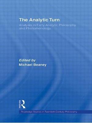 The Analytic Turn