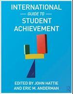 International Guide to Student Achievement (Educational Psychology Handbook)