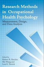 Research Methods in Occupational Health Psychology af Robert Sinclair