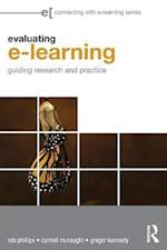 Evaluating e-Learning (Connecting With E-learning)