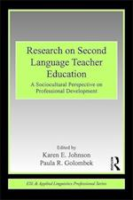 Research on Second Language Teacher Education (Esl and Applied Linguistics Professional Series)