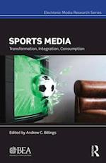Sports Media (Electronic Media Research Series)