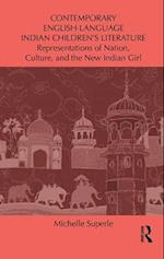 Contemporary English-language Indian Children's Literature (Children's Literature and Culture, nr. 78)