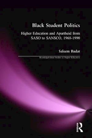 Black Student Politics