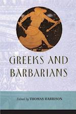 Greeks and Barbarians af T. Harrison