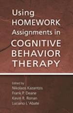 Using Homework Assignments in Cognitive-behavioral Therapy af Luciano L Abate, Kevin R Ronan, Nikolaos Kazantzis