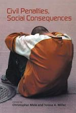 Civil Penalties, Social Consequences af Miller Teresa
