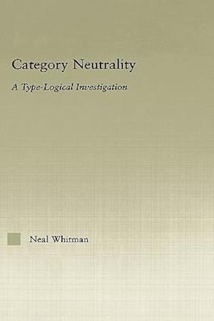 Category Neutrality