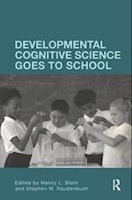 Developmental Cognitive Science Goes to School