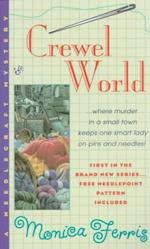 Crewel World (Needlecraft Mysteries Berkley Paperback)
