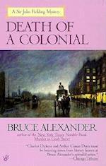 Death of a Colonial (Sir John Fielding, nr. 6)