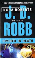 Divided in Death af J. D. Robb