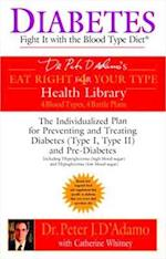 Diabetes (Eat Right for Your Type Health Library)