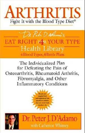 Bog paperback Arthritis af Peter D Adamo