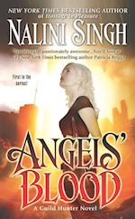 Angels' Blood af Nalini Singh