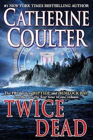Bog, paperback Twice Dead af Catherine Coulter