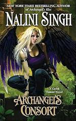 Archangel's Consort (Guild Hunter Novels, nr. 3)