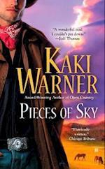 Pieces of Sky af Kaki Warner