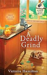 A Deadly Grind af Victoria Hamilton