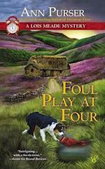 Foul Play at Four (Berkley Prime Crime)