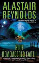 Blue Remembered Earth af Alastair Reynolds