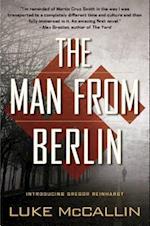 The Man from Berlin af Luke Mccallin