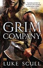 The Grim Company af Luke Scull