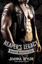 Reaper's Legacy af Joanna Wylde