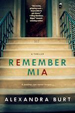 Remember Mia af Alexandra Burt