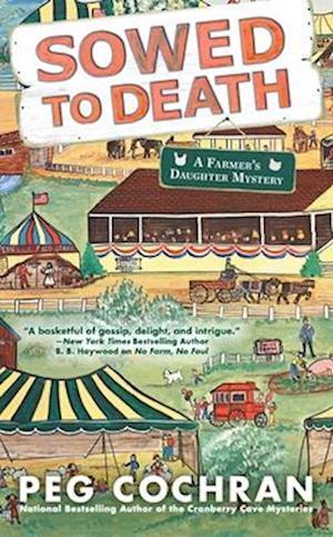Bog, paperback Sowed to Death af Peg Cochran