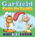 Garfield Cooks Up Trouble (Garfield)
