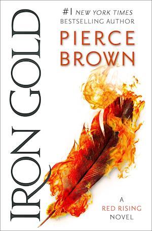 Bog, hardback Iron Gold af Pierce Brown