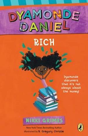 Bog, paperback Rich af Nikki Grimes