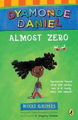 Bog, paperback Almost Zero af Nikki Grimes