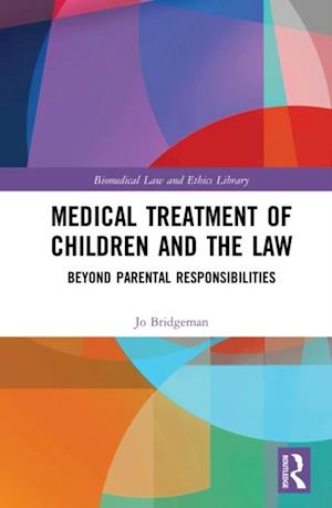 Medical Treatment of Children and the Law