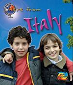 Italy (WE'RE FROM)