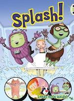 BC Yellow/1C Comic: Splash (Bug Club)