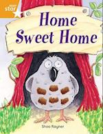 Rigby Star Independent Orange Reader 3: Home Sweet Home (Star Independent)