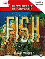 Rigby Star Guided Reading White Level: Fish Teaching Version (Starquest)