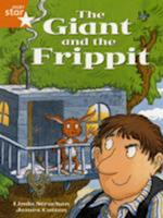 Rigby Star Guided Orange Level: The Giant and the Frippit (Rigby Star)