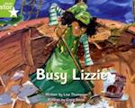 Pirate Cove Green Level Fiction: Busy Lizzie