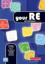 Your RE ActiveTeach CD-ROM