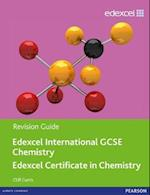 Edexcel International GCSE Chemistry Revision Guide with Student CD (Edexcel IGCSE)