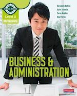 NVQ/SVQ  Level 2 Business & Administration Candidate Handbook (NVQ Administration)