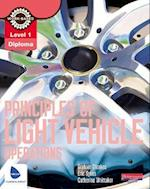 Level 1 Principles of Light Vehicle Operations Candidate Handbook (Motor Vehicle Technologies)
