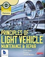 Level 2 Principles of Light Vehicle Maintenance and Repair Candidate Handbook (Motor Vehicle Technologies)